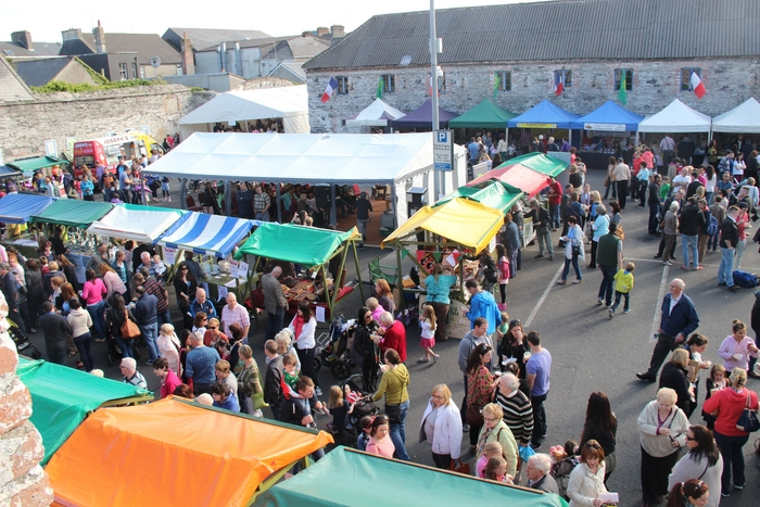 Ballina's Food Fleadh, launched last year, is one of the festivals to win a grant.