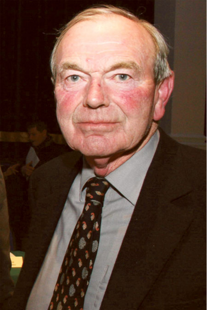 The late Fintan Cooney