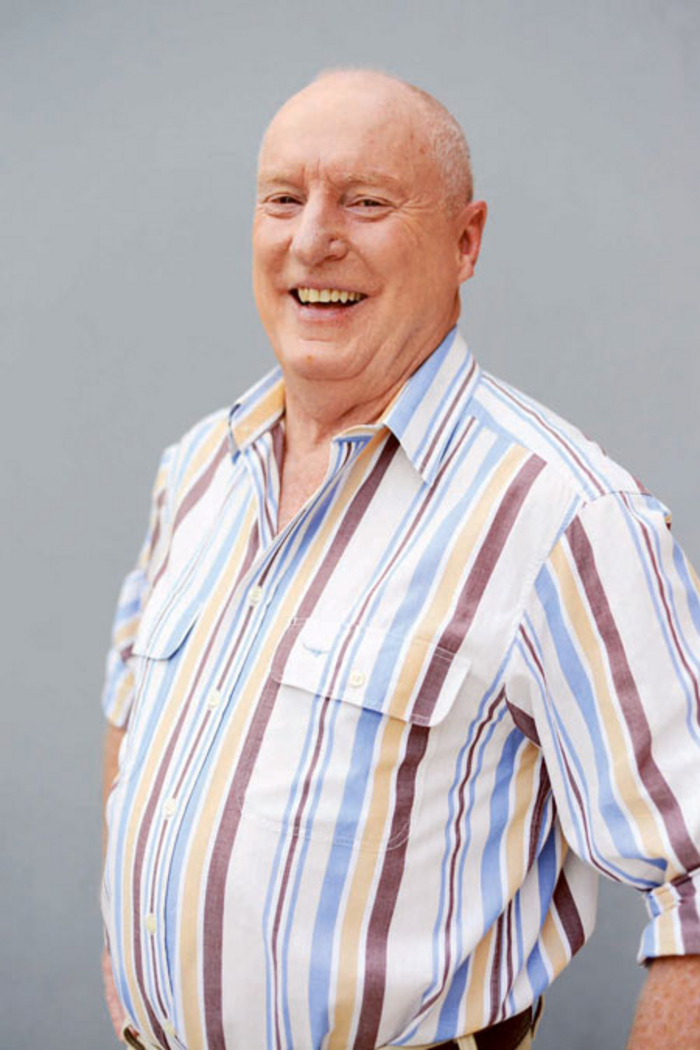 Ray Meagher will be in the Radisson Blu Hotel, Athlone on Friday April 3