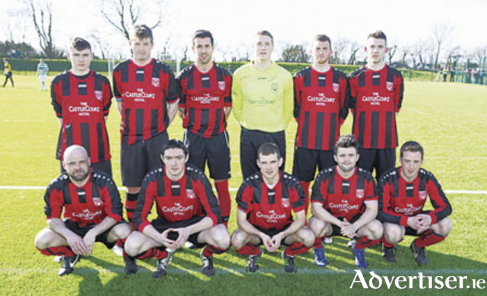 Chasing the champions: Will anyone be able to catch Westport United this year. Photo: Michael Donnelly