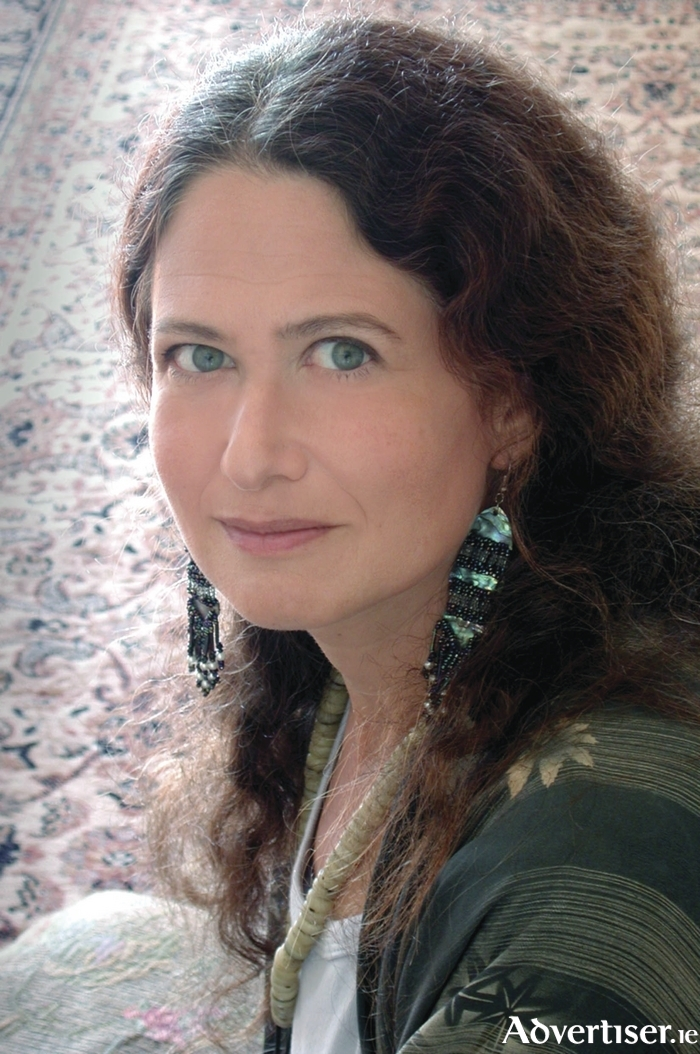 Jane Hirshfield. Photo:- Nick Rozsa