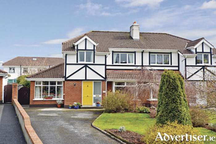Wonderful Semidetached Home In Oranmore