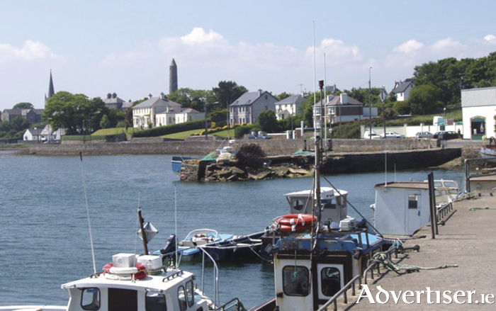 Picturesque Killala is to be at the centre of the transatlantic cable project