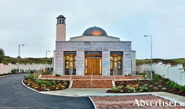 The Maryam Mosque in Ballybrit.