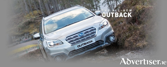 The new fifth generation Subaru Outback