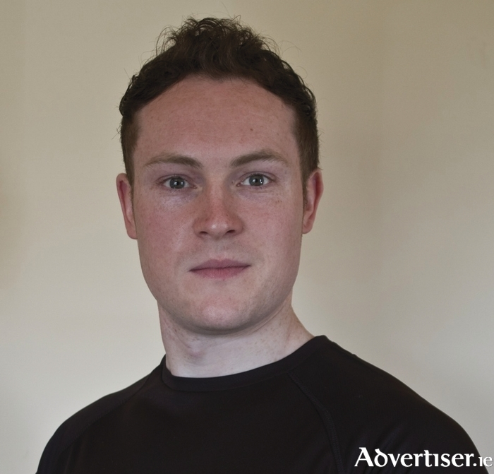 Ronan Kennedy, fitness professional at Lookfit in Castlebar.