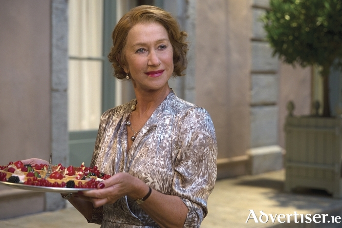 Helen Mirren in The Hundred Foot Journey.