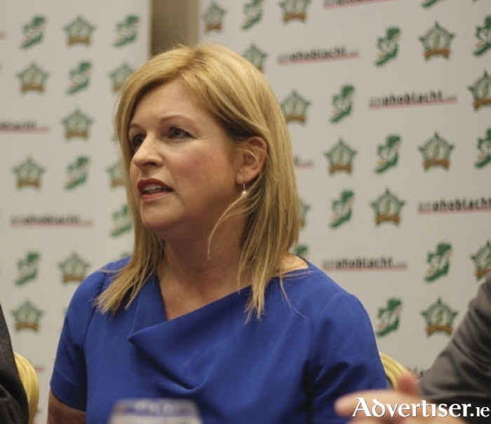 Cllr Rose Conway-Walsh is a spokesperson for Stand Up For The West
