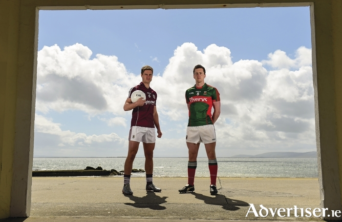 Head to head: Cillian O'Connor and Gary O'Donnell have their say. Photo: Sportsfile