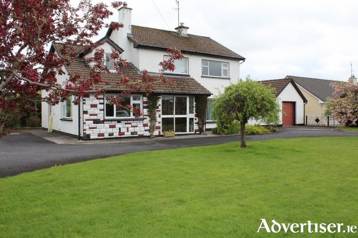 The property at Curry, Belcarra, for sale in the next Connacht Property Auction