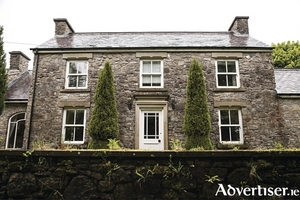 Lisglennan House, Killala, is going under the hammer