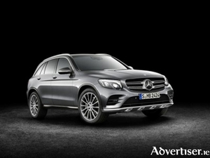 New Mercedes Benz GLC SUV