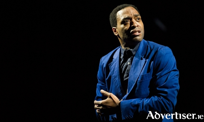 Chiwetel Ejiofor in the National Theatre's production of Everyman.