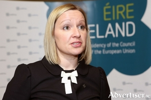 Lucinda Creighton, founder of Renua Ireland