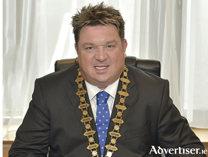 The Connacht Hotel's Shay Livingstone, Chair of the Galway Branch of the Irish Hotels Federation.