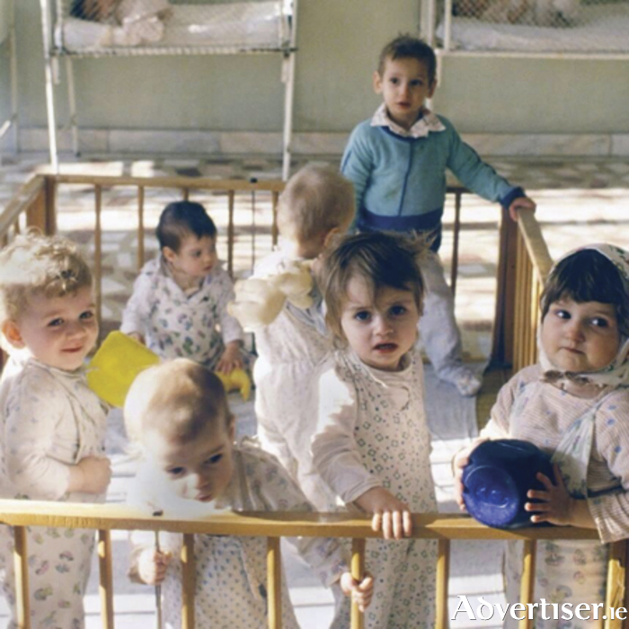 Romania's orphans: a lost generation.