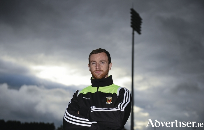 Ready for action: Keith Higgins is ready to play the captains part tomorrow. Photo: Sportsfile