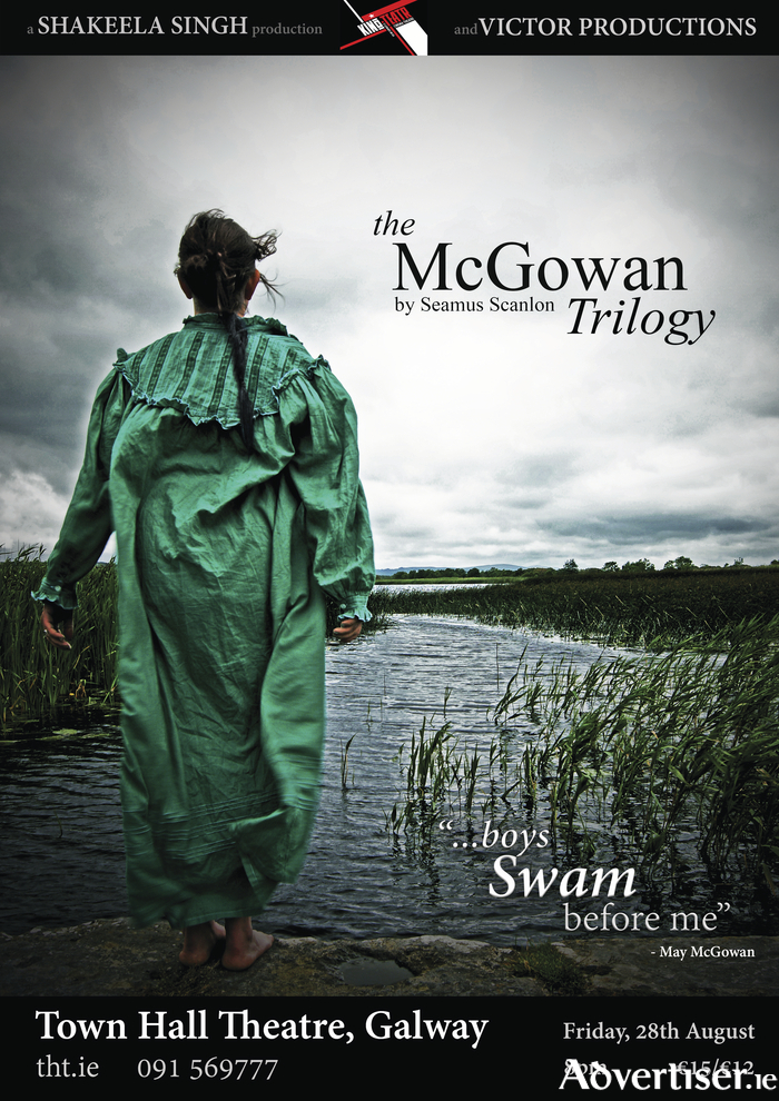 The McGowan Trilogy at the Town Hall.