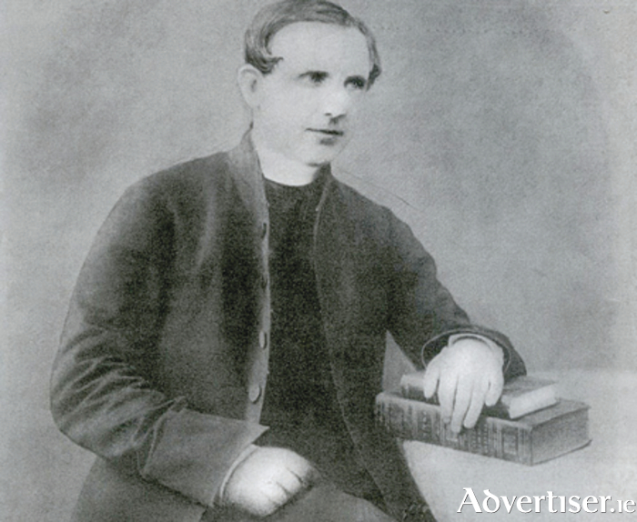 Fr Peter Conway: The writer Thackerary was impressed by this 'young, lively, well-educated young man'.