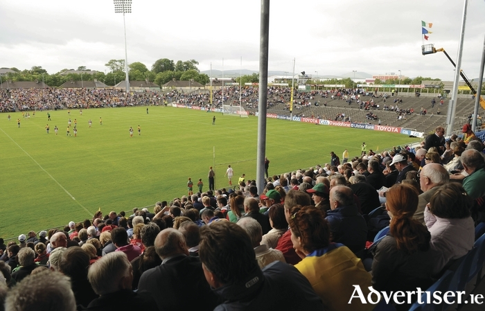 MacHale Park in Castlebar will be the venue for one of this weekends junior semi-finals. Photo: Sportsfile