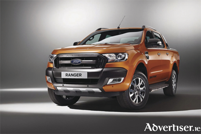 The new Ford Ranger Wildtrak