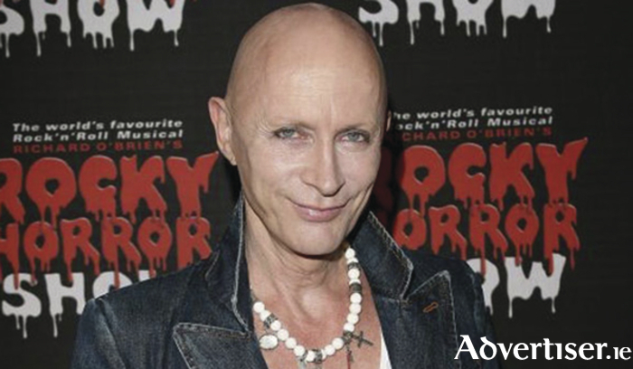Richard O'Brien, creator of The Rocky Horror Show.