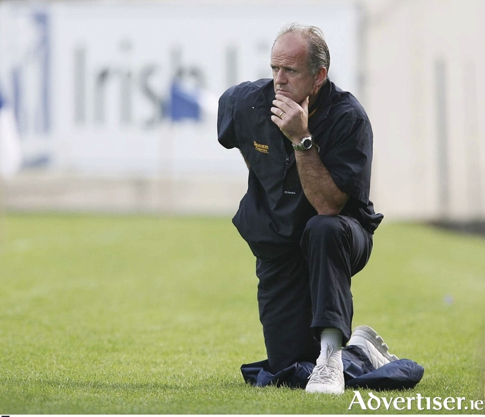 Looking to come back: John Maughan has entered the race to become the new Mayo u21 manager. Photo: Sportsfile