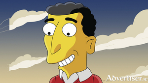Mike Reiss  - Simpsonised!
