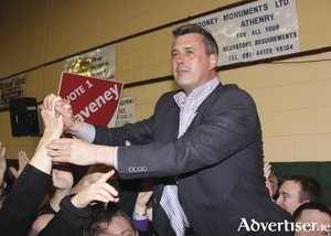Colm Keaveney being elected for Labour in Galway East in 2011. Will he be re-elected for Fianna Fáil next time out?