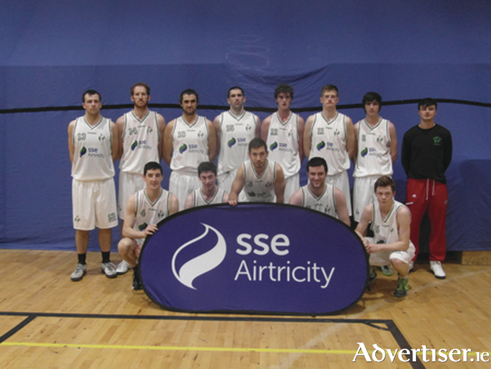 SSE Airtricity Moycullen:  Front row, Cian Nihill, Sean Candon, James Loughnane, Paul O'Brien, Kyle Cunningham, Back row, Dylan Cunningham, Andy Burns, Stephen Tummon, Paul Freeman,  Joseph Summon, Ronan O'Sullivan,  Stephen O'Brien, Patrick Lyons.