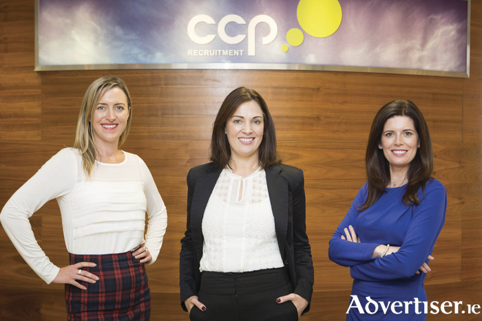 Roisin Mcnamara, Deirdre Finnerty, and Michelle Kilcar,