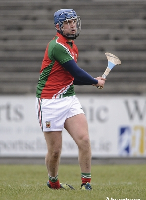 Ring man: Kenny Feeney was picked on the Christy Ring Cup team of the year. Photo: Sportsfile
