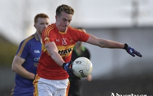 Danny Kirby and his Castlebar team-mates laid down a serious mark of intent last Sunday, but they have lots more work to do. Photo: Sportsfile