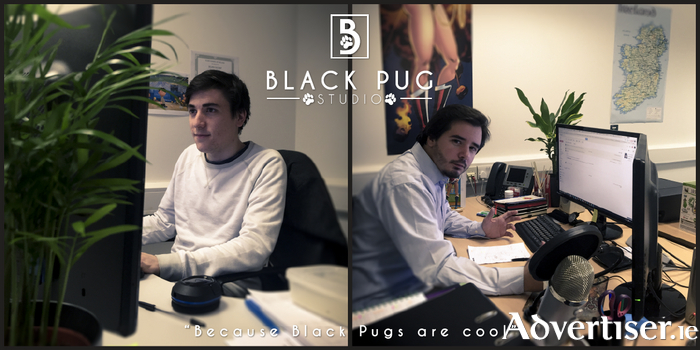 Tony and Julien from Black Pug