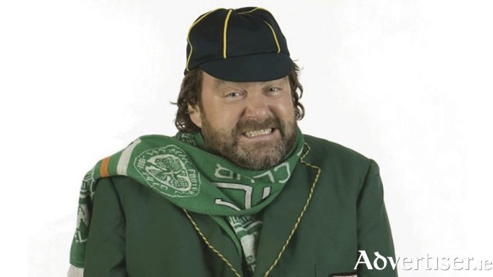 Brendan Grace is coming to Claremorris later this month.