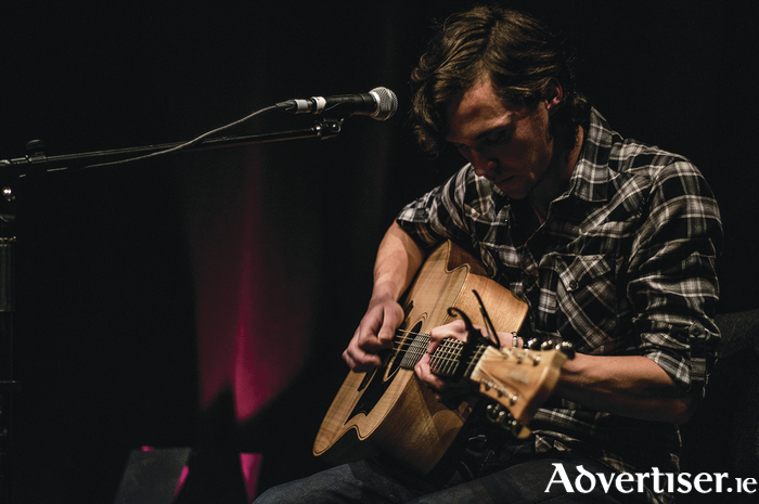 Achill singer-songwriter Graham Sweeney has released a charity single.