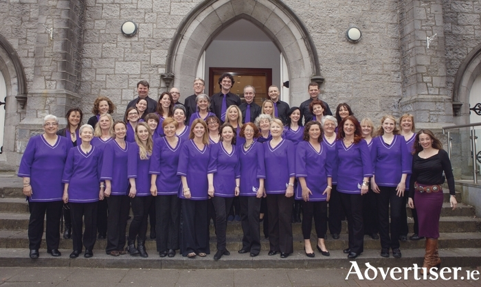 The Galway Gospel Choir.