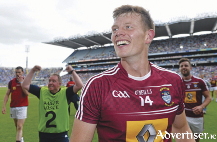 John Heslin has been a key man for Westmeath footballers this year.  Photo: Ramsey Cardy/SPORTSFILE
