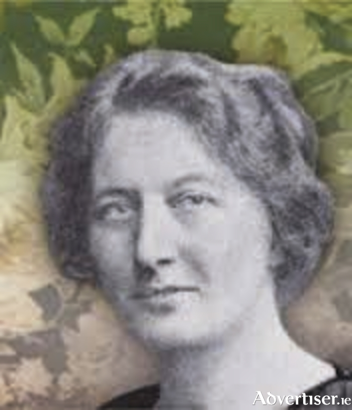Dr Ada English, acted as medical officer with Liam Mellows' unit during Easter Week 1916.
