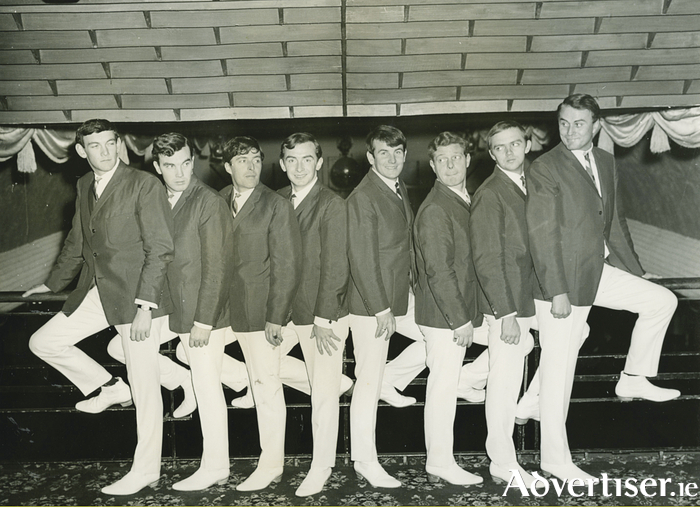 The Capitol Showband in the 1960s.