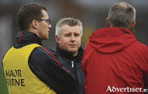 Planning ahead: Stephen Rochford and his selectors will have a three week break after this weekend to prepare for the second run of league games. Photo: Sportsfile