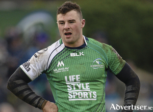 Robbie Henshaw - Connacht's loss is Leinster's gain.