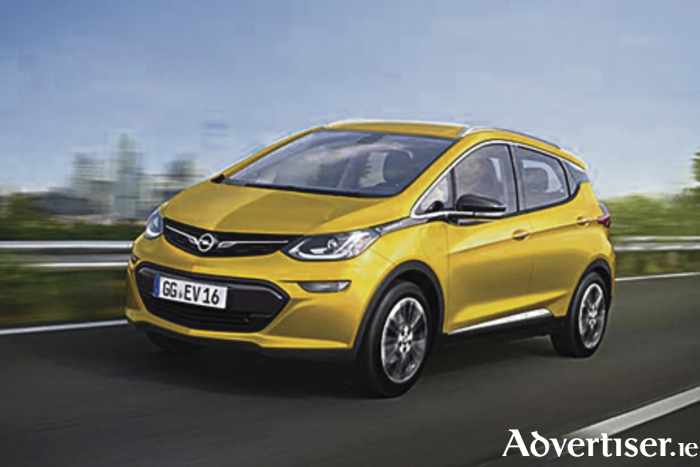 Advertiser ie - Opel set to launch revolutionary new
