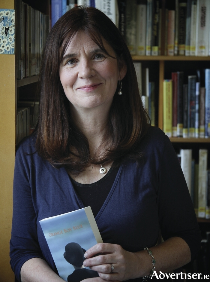 Author Julia Roddy. Photo:- Mike Shaughnessy