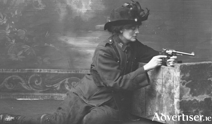 Countess Markievicz.