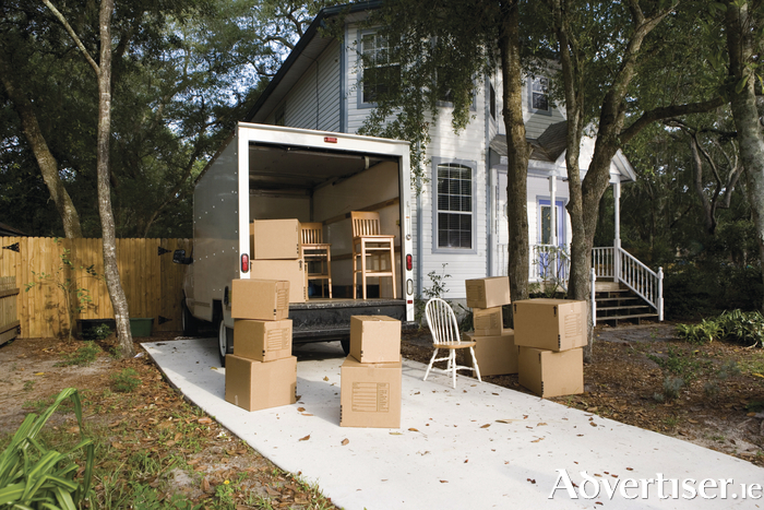 Advertiser ie - Are you moving house? Here are some tips for