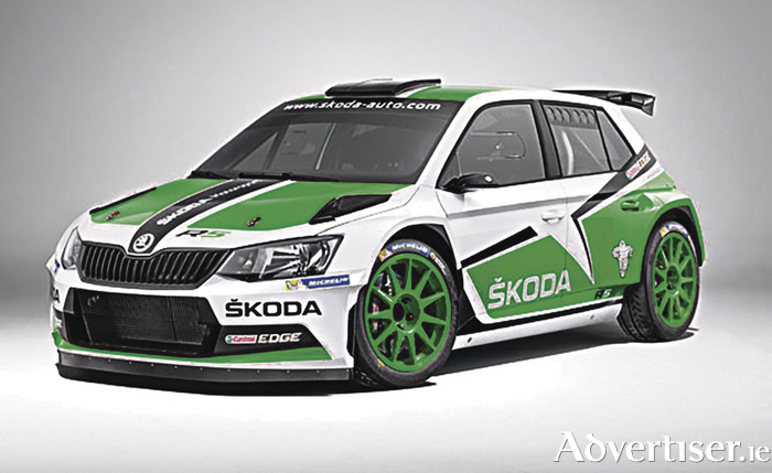 Rally Cars For Sale >> Advertiser Ie Skoda Fabia R5 Rally Car On Sale Now