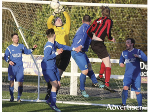 Westport United and Manulla will do it again this weekend. Photo: Mayo League
