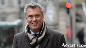 The controversial Colm Keaveney. Will he make a political comeback?