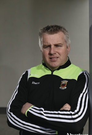 London calling: Stephen Rochford has made his first cull of players as Mayo senior manager. Photo: Sportsfile